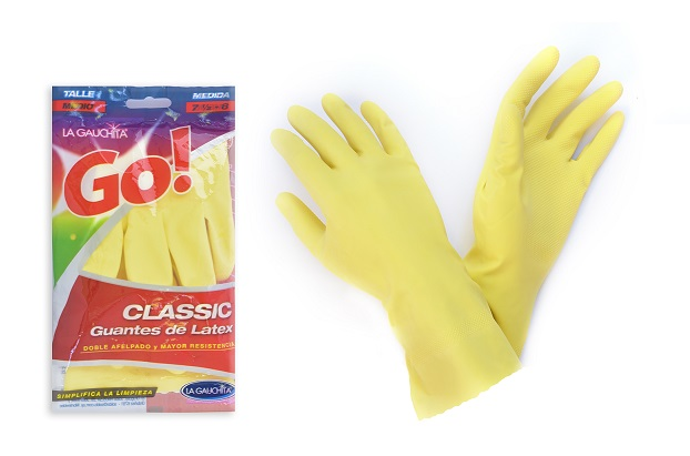 GO! Classic Latex Gloves -